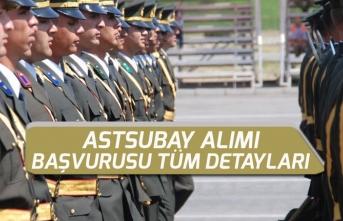 Jandarma Genel Komutanlığı Astsubay Alımı Başvuru Detayları!