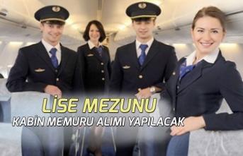 Pegasus Hava Yolları ve OnurAir Lise Mezunu Kabin Memuru Alımı Yapacak!