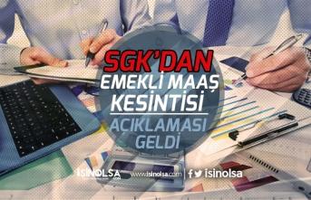SGK'dan Bayram İkramiyesi ve Maaş Kesintisi İçin Önemli Açıklama!