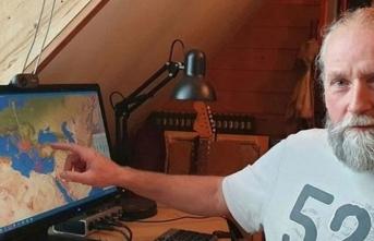 Ünlü Deprem Kahini Frank Hoogerbeets İzmir ve İstanbul'u Deprem İçin Uyarmıştı!