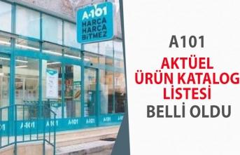 A101 Mağazası 5 Mart 2020 Perşembe Aktüel Ürün Katalogu Açıklandı!