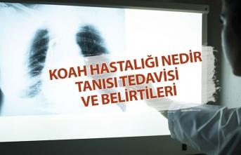 Sigara İçenler Dikkat! KOAH Hastalığı Nedir? Belirtileri ve Tedavisi Nasıldır?