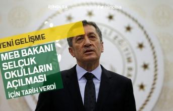 1 Haziranda Okullar Açılacak mı? MEB Bakanı Selçuk'tan Yeni Açıklama!