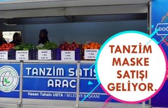 Ticaret Bakanı Açıkladı Uygun Fiyatlı Tanzim Maske Satışı Başlıyor!