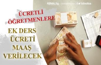 Ücretli Öğretmenler Ek ders Ücreti Maaş Alabilecek! İşte Resmi Gazete Kararı!
