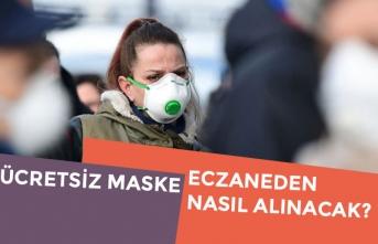 Ücretsiz Maske Eczaneden Nasıl Alınacak Belli Oldu! SMS Almadan Gitmeyin!
