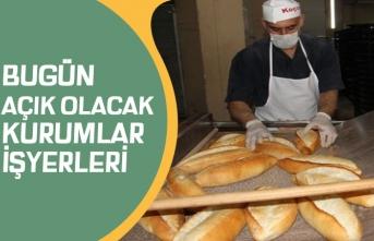 1 Mayıs'ta Marketler Açıkmı! PTT, Kargo, Fırın, Banka, Borsa Açık mı?
