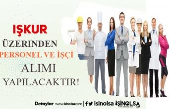 4 Belediye KPSS Şartsız 25 İşçi/Personel Alacak!