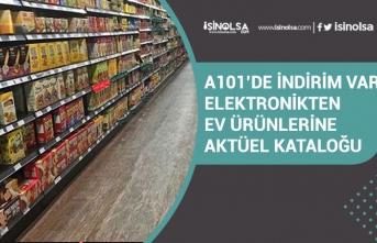 A101 21 Mayıs Aktüel Ürün Kataloğu! Cep Telefonu, Tv, Elektronik Ürünleri 28 Mayıs'a Kadar Satışta!