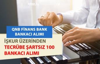 Finansbank İŞKUR'dan 100 Bankacı Personel Alımı Yapacak! Tecrübe Şartsız!