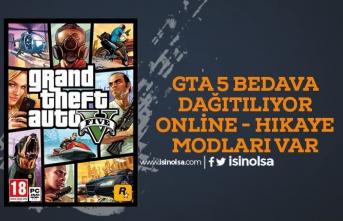 GTA 5 Kısa Süreli Bedava Oldu!