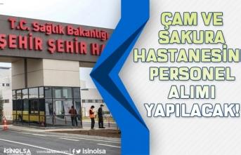 İstanbul Başakşehir Şehir Hastanesine Personel Alımı Yapılacak!