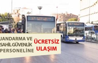 Jandarmaya, Subay, Astsubay, Uzman Erbaş Ücretsiz Ulaşım Resmi Gazetede Yayımlandı!