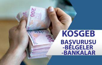 KOSGEB Kredisi Veren Bankalar ve İstenilen Belgeler Neler?