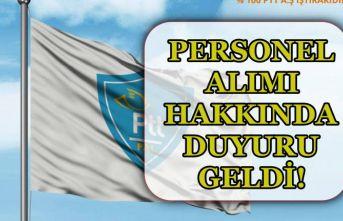 PTT Personel Alımı ( Güvenlik ve Operasyon Görevlisi ) Hakkında Duyuru Yaptı!
