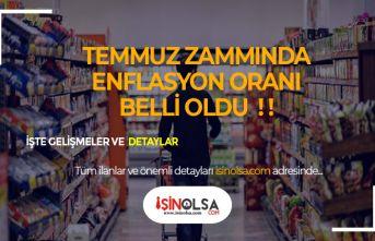 Temmuz Zammında Enflasyon Farkı Göründü! Kim Ne Kadar Zam Alacak!