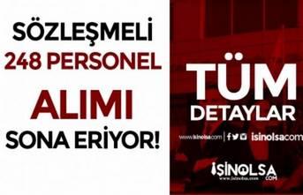 Atatürk Kültür, Dil ve Tarih Yüksek Kurumu 248 Personel Alımı Sona Eriyor