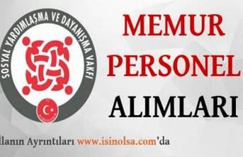 Malatya Kale SYDV Lisans Mezunu Büro Memuru Alımı İlanı!