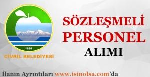 Denizli Çivril Belediyesi Personel Alımı