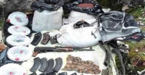 İşte PKK'nın Yakalanan 9 Sığınağı!