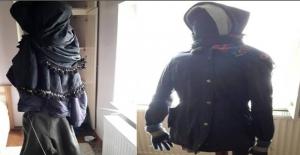 PKK'ya Ait Cansız Manken Ele Geçirildi