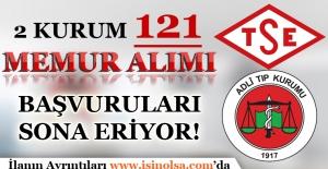 2 Devlet Kurumu 121 Memur Alımı Yapıyor! Son Başvurular 16 Ocak 2017