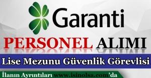 Garanti Bankası Personel Alım İlanı Yayınlandı