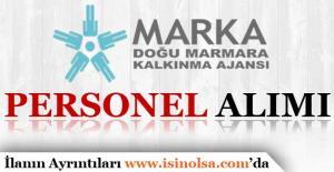 Doğu Marmara Kalkınma Ajansı Personel Alımı Yapıyor