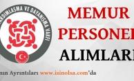 İzmir Aliağa SYDV Kamu Personeli Alımı Gerçekleştiriyor