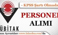 TÜBİTAK İletişim Merkezi Müdürlüğü KPSS'siz Personel Alımı Yapıyor