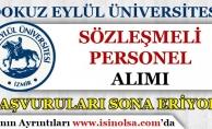 Dokuz Eylül Üniversitesi Personel ( Hemşire ) Alımı Sona Eriyor!