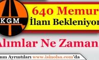 KGM Karayolları En Az Lise 640 Memur Alımı İlanı Bekleniyor! Alım Ne Zaman Yapılacak?