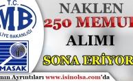 Maliye Bakanlığı 250 Memur Alımı Başvuruları Sona Eriyor!