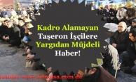 Kadro Alamayan Taşeron İşçilere Yargıdan Müjdeli Haber!