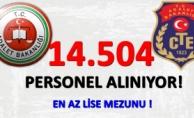 14 Bin 504 Memur Alınıyor! Adalet Bakanlığı ve CTE 'den İlanlar Geldi!