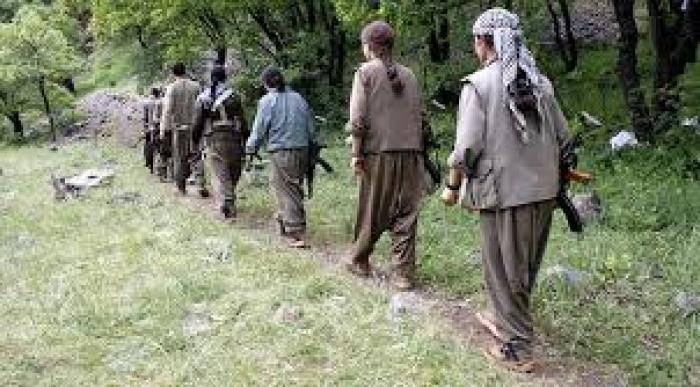 Metina'da PKK'ya Ait 11 Yer Vuruldu! 15 Terörist Cesedi Ele geçirildi