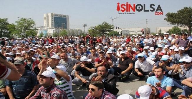 TOFAŞ'la İşçi Heyeti Arasında Görüşme Yapıldı