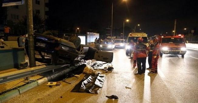 Trafik Canavarı Bursa'da Can Aldı!