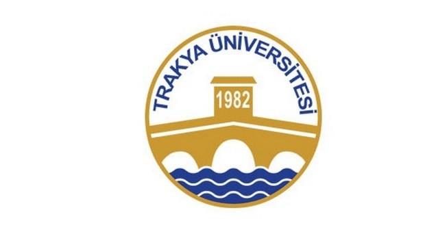 Trakya Üniversitesi Öğretim Personeli Alımı