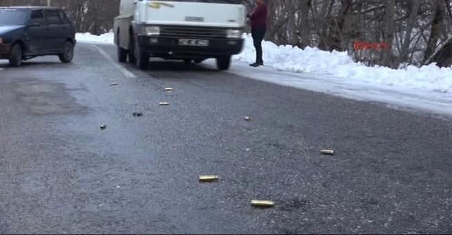 Tunceli'de PKK Yuvaları Vuruldu