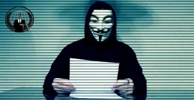 Türkiye'ye yapılan siber saldırıları Anonymous üstlendi.
