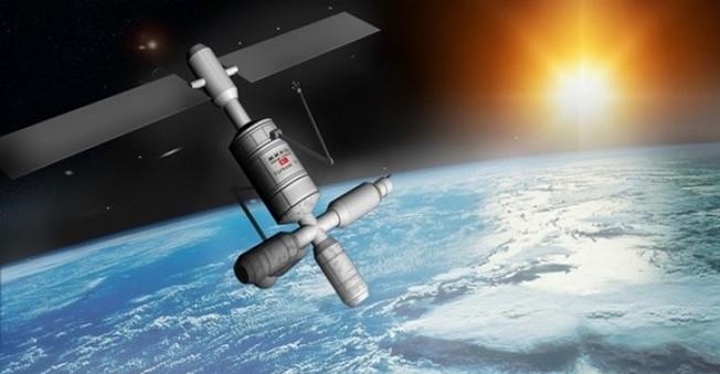 Türksat 4B uydusu bu gece fırlatılıyor!