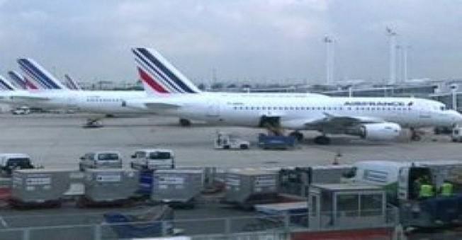 Twitter Mesajıyla Koca Uçağı Boşalttılar