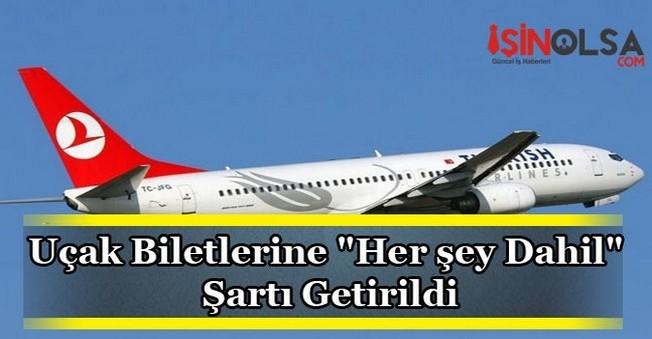 Uçak Biletlerine