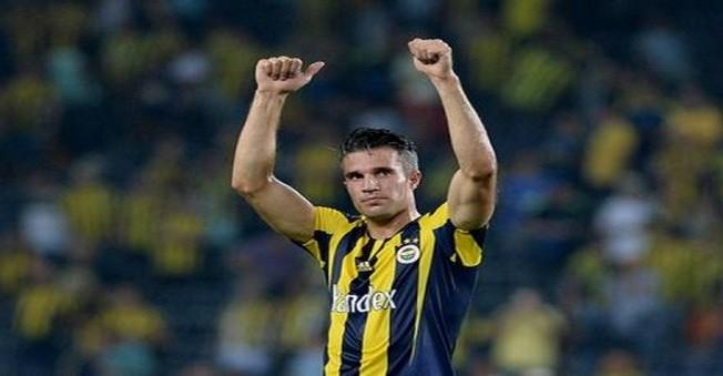 Uçan Hollandalı Fenerbahçe'yi Kurtardı!