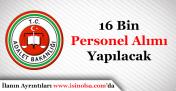 Adalet Bakanlığı 16 Bin Personel Alımı Yapacak