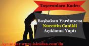 Başbakan Yardımcısı Nurettin Canikli Taşeron İşçi Açıklaması Yaptı