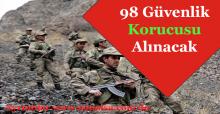 BitlisAdilcevaz 98 Korucu Alınacak! Başvuru Şartları ve Detayları