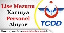 TCDD Personel Alım İlanı Yayımlandı