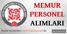 İzmir KarabağlarSYDV Personel Alımı